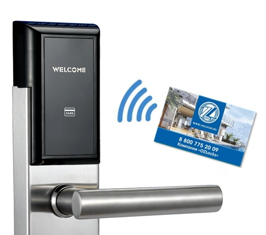 Виды бесконтактных RFID карт доступа