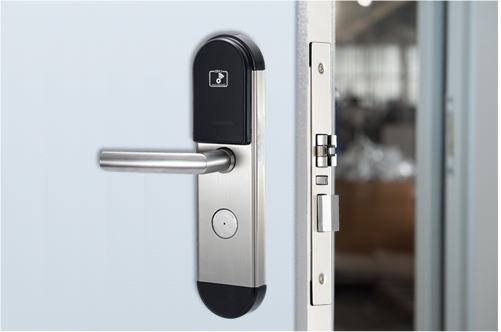 Электронный замок для металлической двери